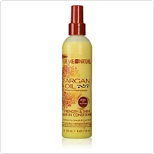 Creme of nature Argan oil strengthening leave in conditioner 250ml