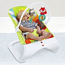 Fisher Price Comfort Curve™ Bouncer with Calming Vibrations