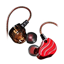 QKZ KD4 Piston Earphone Stereo Running Sport Earbuds Noise Cancelling HIFI Subwoofer Headset with HD Microphone for Apple Xiaomi Samsung Music Tablet PC PRI-P
