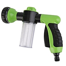 Car Foam Washer High Pressure Washer Gun Portable Washer Nozzle Jets Washing Machine Green