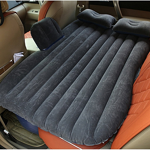 Allwin Car Back Seat Car Air Mattress Travel Bed Moisture Proof