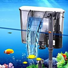 Hang On Aquarium Filter Fish Tank Filter External Hanging Fish Tank Power Filter EU