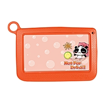 Android Tablet Kids 7 Inch Tablet PC 512MB 4G A33 Quad Core Learning Tools-orange