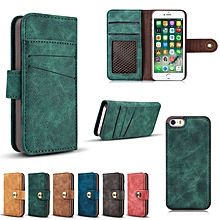 Caseme Magnetic Detachable Wallet Case For iPhone 5 5s SE