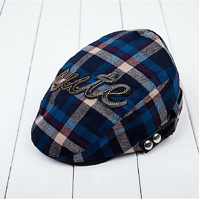 c8b00f7bf5b ... Baby Children Fashion Cute Cap Summer Berets Baby Hat Boy Caps For 2-4  years ...