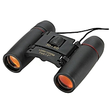 【Flash Deal】30 X 60 Zoom Mini Compact Binocular Telescope 126m To 1000m Day And Night Vision