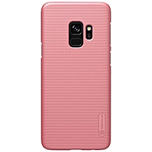 NILLKIN Frosted Shield Hard PC Phone Case for Samsung Galaxy S9 Rose Gold