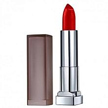 Color Sensational Creamy Matte Lipstick – 965 Siren In Scarlet