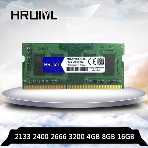 Laptop DDR4 4GB 8GB 16GB 4G 8G 16G RAM Memory DDR 4 PC4-17000 PC4-19200  2133 2400 2666 3200 mhz Memoria 260-pin SODIMM(Memory Capacity: DDR4 2666  8GB)