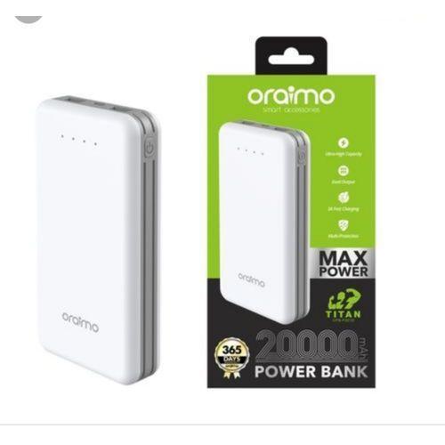 Titan Max Power 20000mah Power Bank