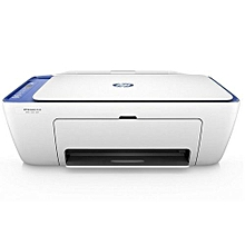 Desk jet 2630 All in One Wireless Printer - White