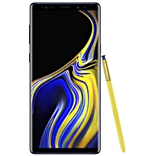 Galaxy Note9 6.4-Inch (6GB RAM, 128GB ROM) Android 8.1 Nougat, (12MP + 12MP) Dual SIM LTE Smartphone - Ocean Blue