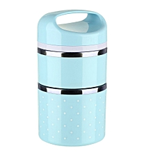Cute Leak-Proof Stainless Steel Thermal Lunch Picnic Container Food Storage