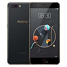 Nubia M2 Global Rom 5.5 inch 4GB RAM 64GB ROM Qualcomm Snapdragon 625 Octa Core 4G Smartphone Black