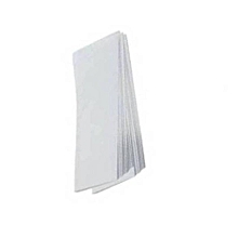 Depilatory Wax Strips For Hair Removal- 100 Pieces Per Pack (Wide, can be cut and used on multiple persons)