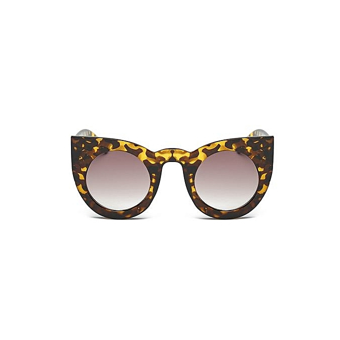 ee1442c7578e9 New Fashion Women Accessory Round Cat Eye Sunglasses High Quality  Euramerican Popular Frame Glasses #2