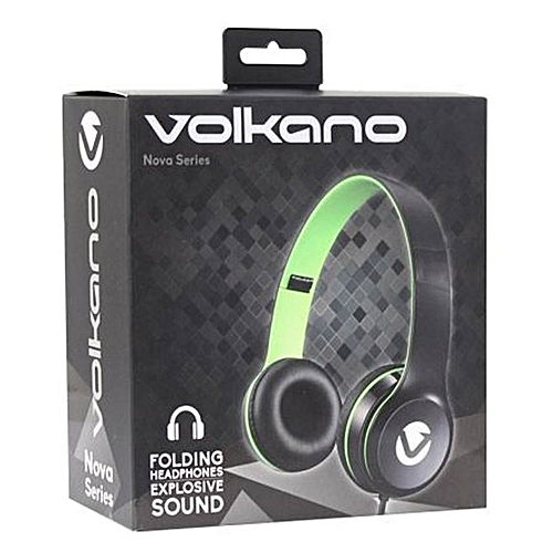 Nova Series Headphones - Green