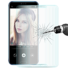 10PCS ENKAY Hat-prince for Huawei Honor 10 0.26mm 9H Surface Hardness 2.5D Tempered Glass Screen Film
