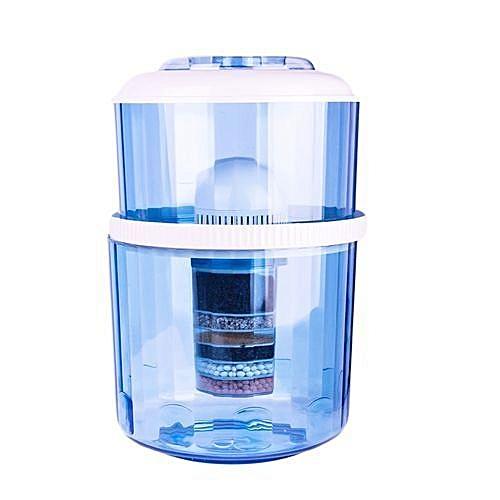 Water Purifier Blue & White