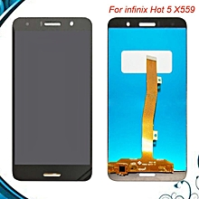 LCD Display+Touch Screen Replacement parts For Infinix x559 + Repair Tools