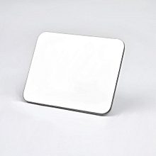 Rectangle Stainless Steel Cosmetic Makeup Ring Palette Nail Art Equipment Tool