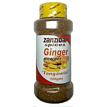 Ginger Powder (Tangawizi) 100gms