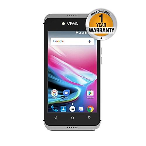 Light Mini, 8GB + 1GB (Dual SIM), Silver