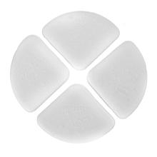 4Pcs Silicone Corner Protector Guard Soft Child Safe Cushion Table Desk Anti-collision Angle Cover