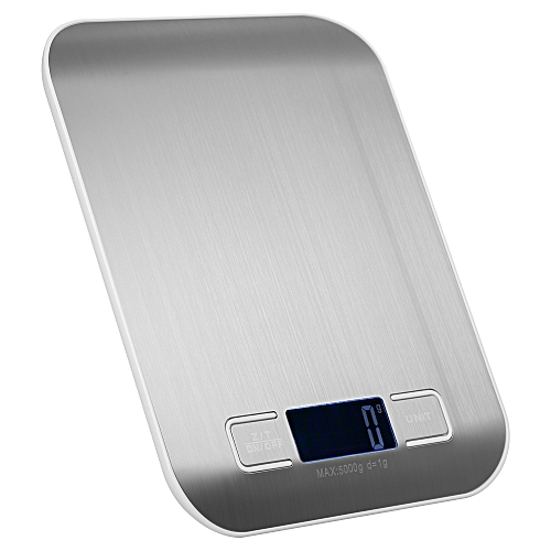 5kg 1g Accurate Electric Kitchen Scale High Precision Mini Electronic Platform
