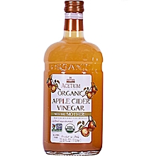 Organic Apple Cider Vinegar with the 'Mother' - 1 Litre