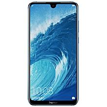 Honor 8x Max 7.12-Inch (4GB,128GB ROM), Dual 16MP + 8MP Dual SIM - Blue