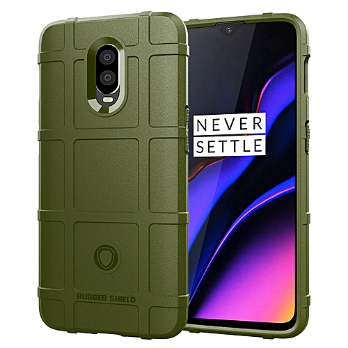 new product 814bd 2d9df OnePlus 6T Case Shell, Rugged case,Soft TPU material