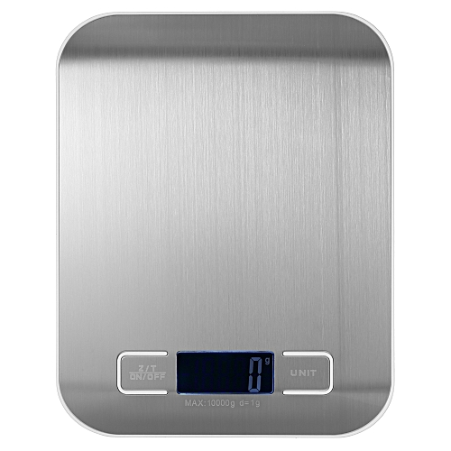 10kg 1g Accurate Electric Kitchen Scale High Precision Mini Electronic Platform