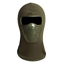 Balaclava Fleece Hood & Ski Mask with Air Mask