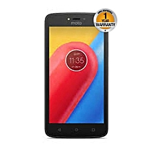 "Moto C 3G 5.0"" 8GB, Dual SIM (Starry Black)"