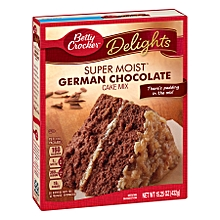 Super Moist German Chocolate Cake Mix - 432g