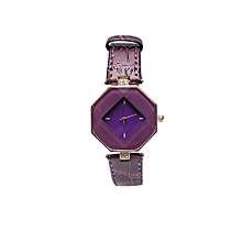 Ladies Wrist Watch - Purple