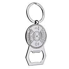 Multifunction Keychain Bottle Opener 2010 to 2060 Calendar Metal Key Chain