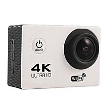 Soocoo F60 Sport Action Camera 4K WiFi Allwinner V3 Chipset OV4689 16.0MP HD Image Sensor For Outdoor Activities Gray