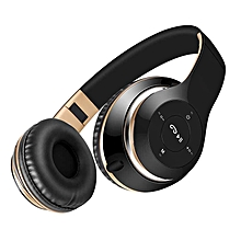Sound Intone BT-09 Wireless Stereo Bluetooth Headset With Mic Support TF Card FM Radio For Calls