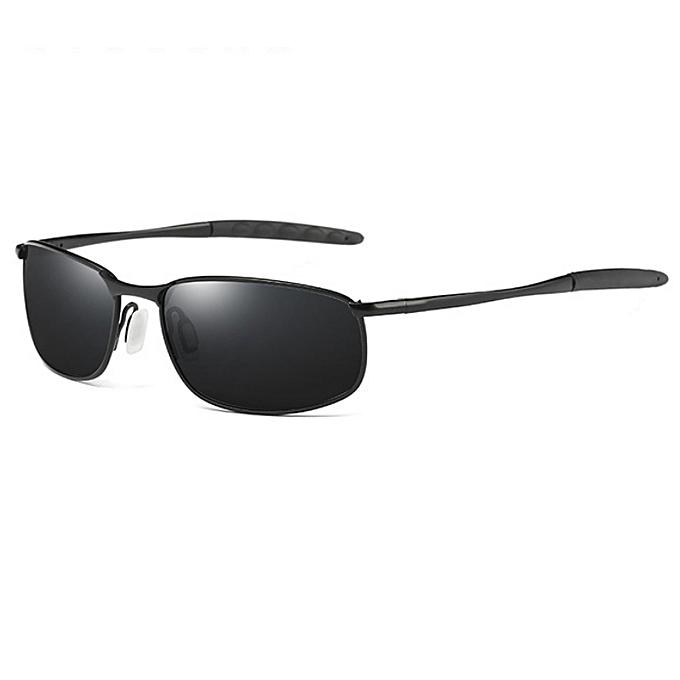 550d4f7e6e8b9 New Brand Designer Polarized Sunglasses Goggles Men Designer Mirror Glasses  oculos de sol Eyewear Accessories A395