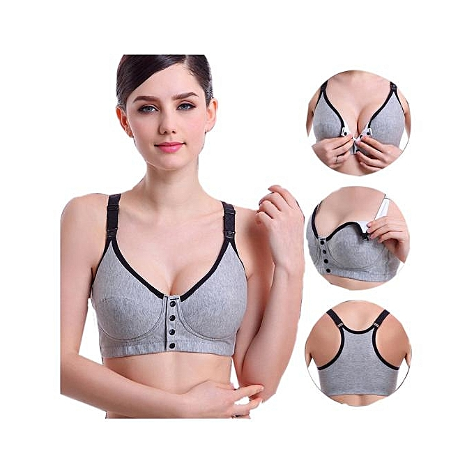 05123e41403 Pregnant Women Bra Underwear Maternity Breastfeeding Nursing Bras Feeding  Bras-75B