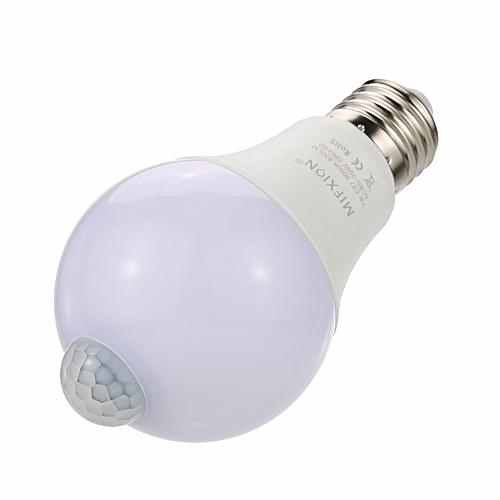 Generic 7W LED Bulb Light Intelligent Control PIR Motion Sensor E27 Base SMD2835 AC85V-265V