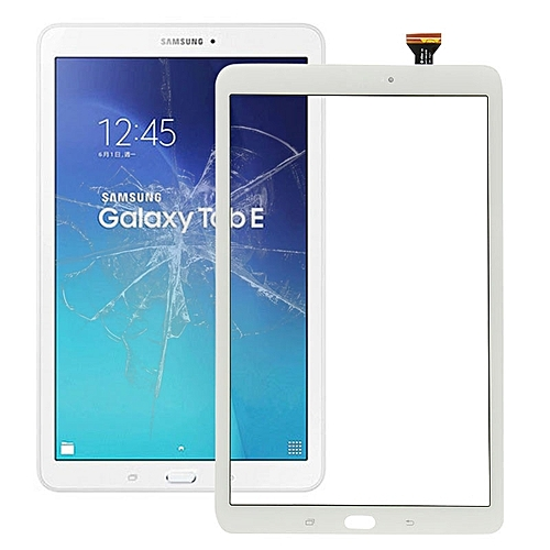 iPartsBuy Touch Screen Replacement for Samsung Galaxy Tab E 9 6 / T560 /  T561(White)