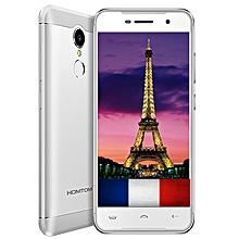 HT37 Pro 3GB+32GB, 13MP Camera, Android 7.0 4G , 3000mAh Double Speaker,  5.0 Inch HD  Fingerprint ID Silver ...