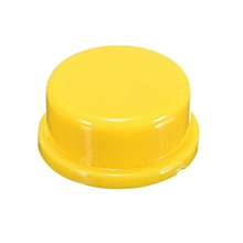 Round Mixed Color Tactile Button Caps