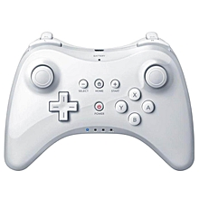 LEBAIQI Wireless Classic Pro Controller Joystick Gamepad for Nintend wii U Pro with USB Cable Package:1