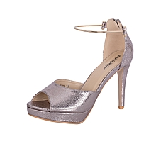 Grey Women's High Heels