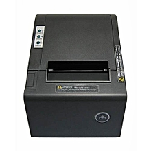 Thermal Network Printer - Black-Grey