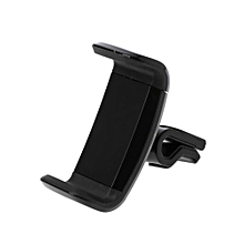 Car Phone Holder 360-Dgree Rotation Portable For iPhone 8 X 7 6s Air Vent Mount Car Holder Mobile Phone Holder Stand 4-6 inch LIMEI